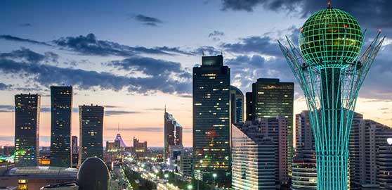 ADIF to establish Kazakhstan as Islamic hub