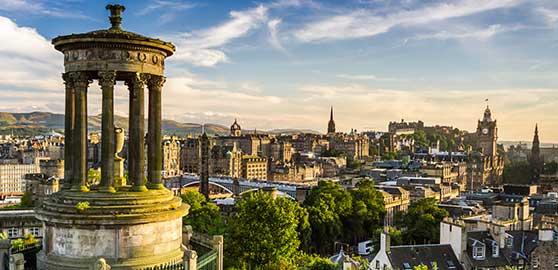 Sponsoring Global Ethical Forum in Edinburgh